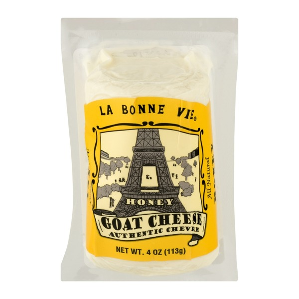La Bonne Vie Goat Cheese Honey
