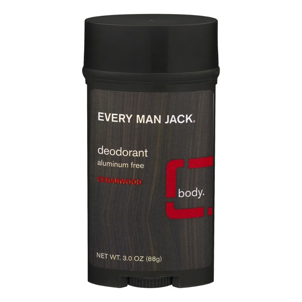 Every Man Jack Deodorant Cedarwood