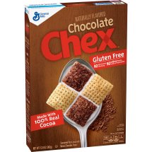 Chocolate Chex Cereal, Gluten-Free Cereal, 12.8 oz, 12.8 OZ