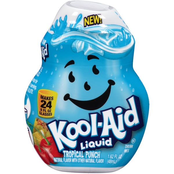 Kool-Aid Tropical Punch Liquid Drink Mix