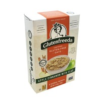 Glutenfreeda Apple Cinnamon With Flax Instant Oatmeal
