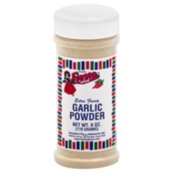 Fiesta Extra Fancy Garlic Powder