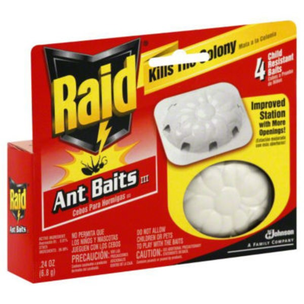 Raid Ant Baits Insecticide