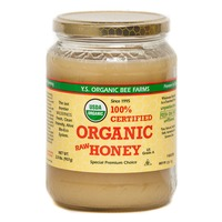 Y.S. Organic Bee Farms Organic Grade A Raw Honey