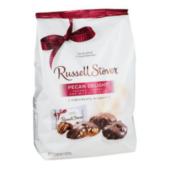 Russell Stover Pecan Delight Individually Wrapped