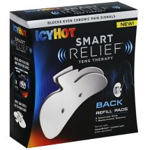 Icy Hot Smart Relief Tens Therapy Back & Hip Refill Pads, 2 Ct