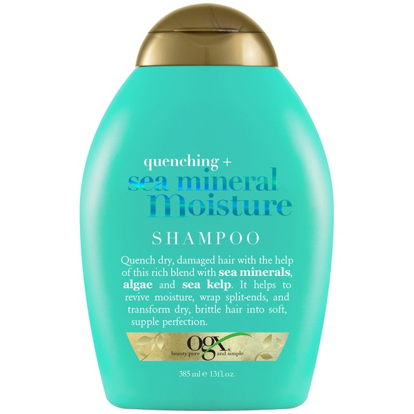 Ogx Sea Mineral Moisture Quenched Shampoo