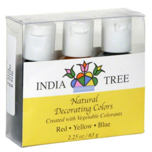 India Tree Nature's Colors Decorating Set