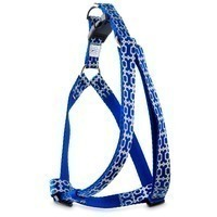 Good2 Go Blue Reflective Bone Dog Comfort Harness Large/X Large