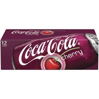 Cherry Coke Fridge Pack Cola
