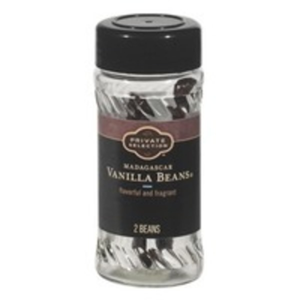 Kroger Private Selection Madagascar Vanilla Beans