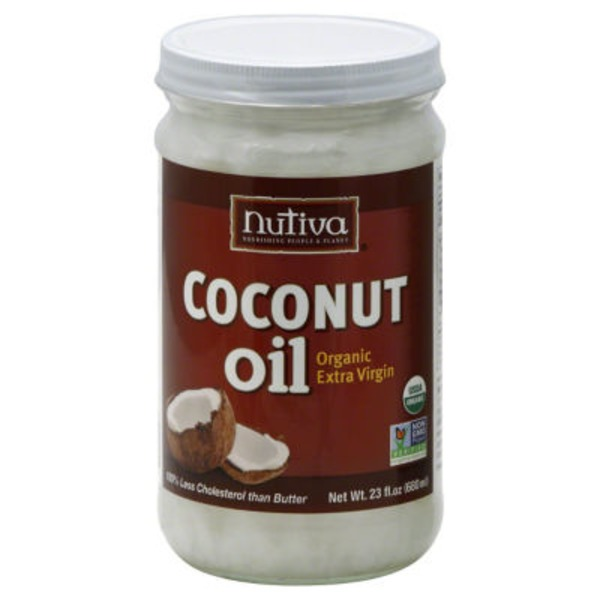 Nutiva Coconut Oil Virgin