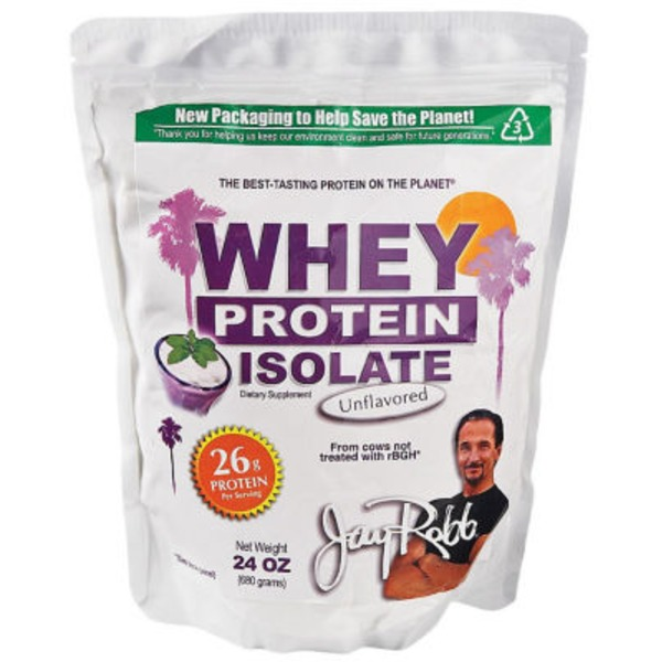 Jay Robb Unflavored Whey Protein
