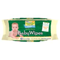 Field Day Unscented Baby Wipes