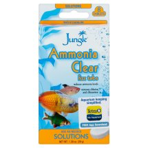 Jungle Ammonia Clear Fizz Tabs, 8 count, 1.38 oz