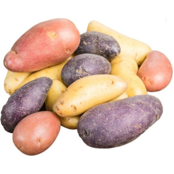Fresh Mixed Fingerling Potatoes