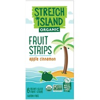 Stretch Island Fruit Organic Apple Cinnamon Fruit Strips