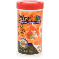 Tetra Color Fin Sinking Granules For Goldfish