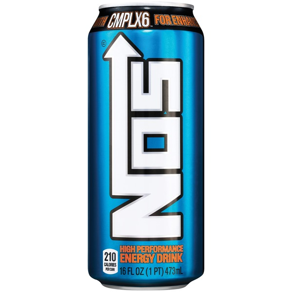 Nos High Performance Energy Drink
