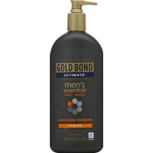 Gold Bond Ultimate Men's Essentials Everyday Moisture Hydrating Lotion, 14.5 oz
