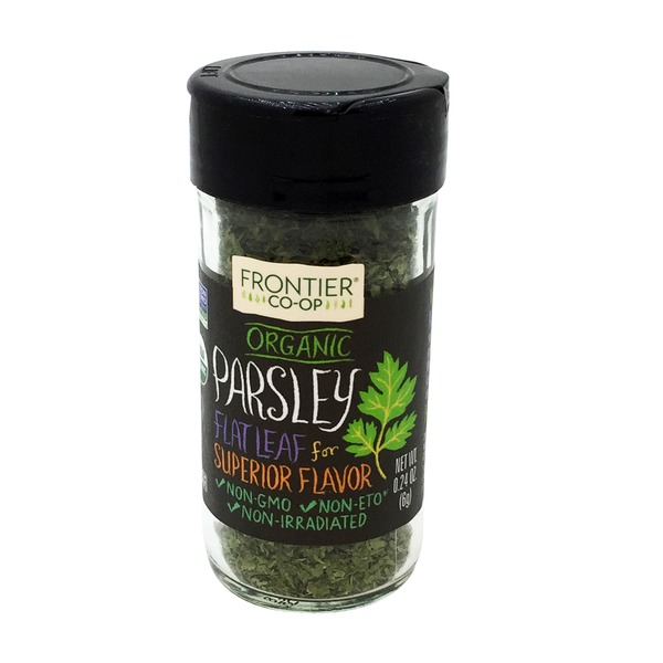 Frontier Organic Parsley Flat Leaf