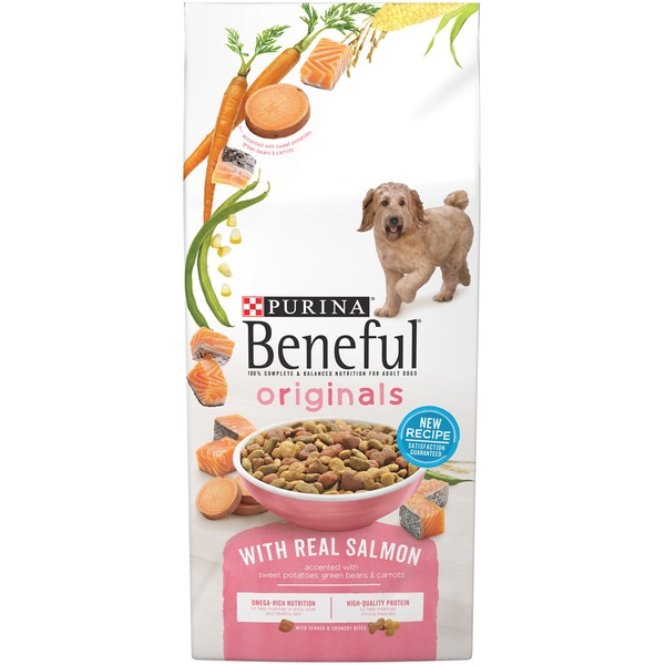 Beneful Dry Originals With Real Salmon Dog Food