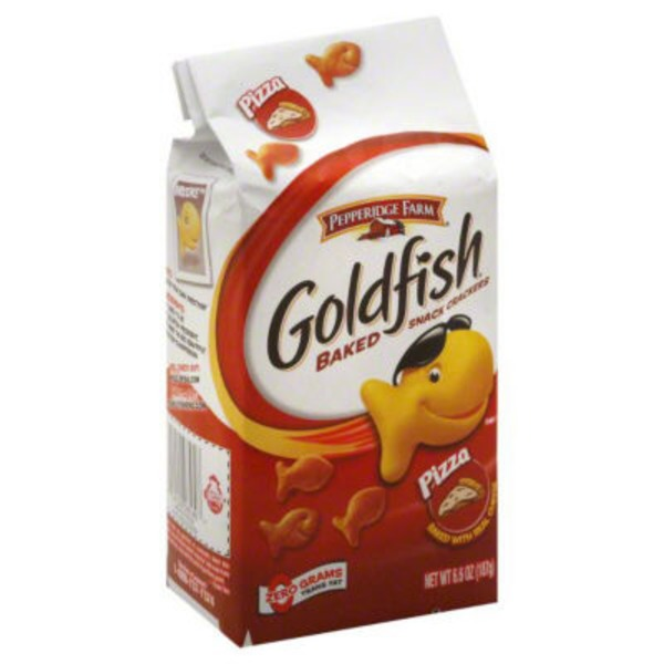 Pepperidge Farm Goldfish Colors Baked Snack Crackers