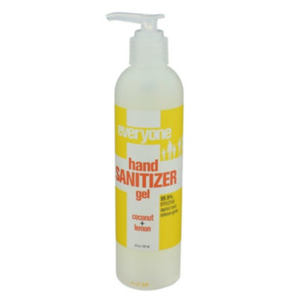 EO Coconut Lemon Hand Santatizer Gel