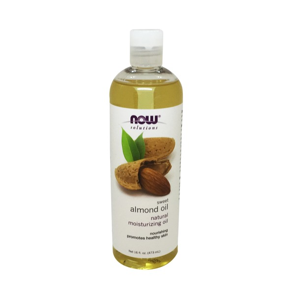 Now Solutions Sweet Almond Oil