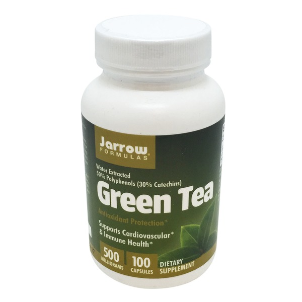 Jarrow Formulas Green Tea 500mg