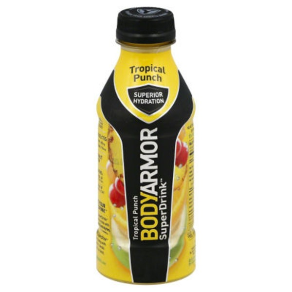 Body Armor Tropical Citrus Super Drink