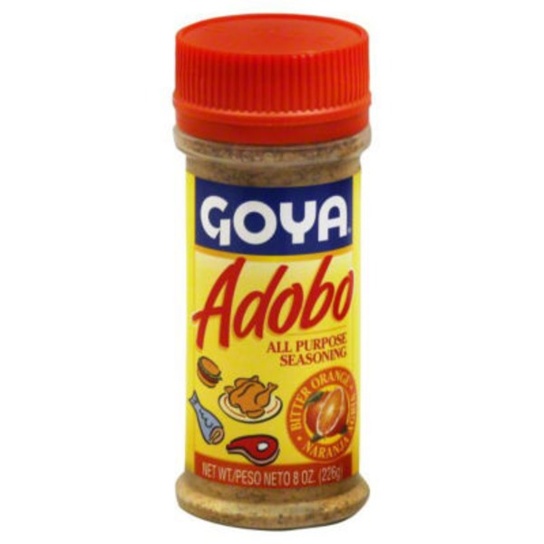 Goya Adobo All Purpose Seasoning, Bitter Orange