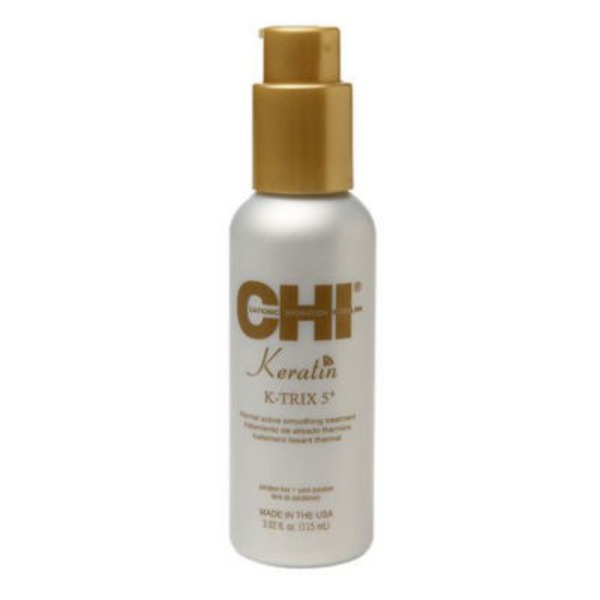 Chi Keratin Ktrix 5 Thermal Active Smoothing Treatment