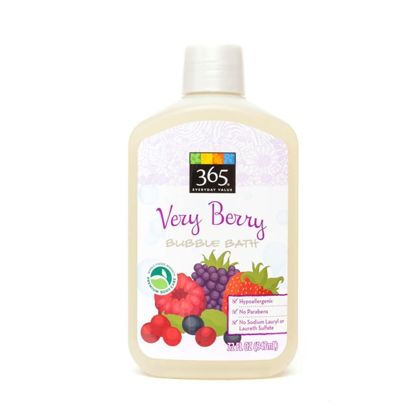 365 Very Berry Bubble Bath