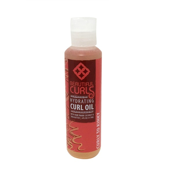 Beautiful Curls Hydrating Oil For Curly To Kinky Hair