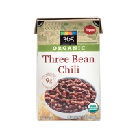 365 Organic Three Bean Chili