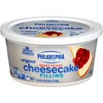 Philadelphia Ready To Eat Cheesecake Filling, 24.2 oz
