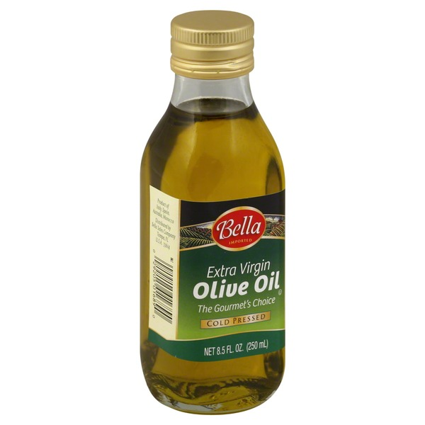 Bellas Cold Pressed  Extra Virgin Olive Oil