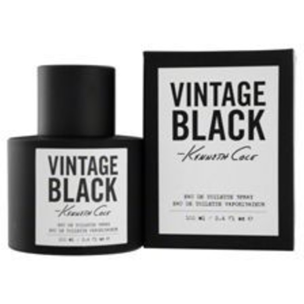 Kenneth Cole Vintage Black Eau De Toilette Spray For Men