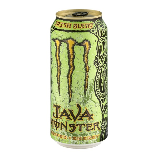 Monster Java Monster Coffee + Energy Irish Blend