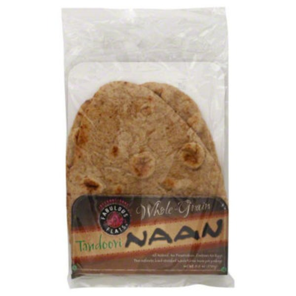 Stonefire Naan Whole Grain All Natural