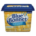 Blue Bonnet Calcium Plus Vitamin D 39% Vegetable Oil Spread, 45 oz