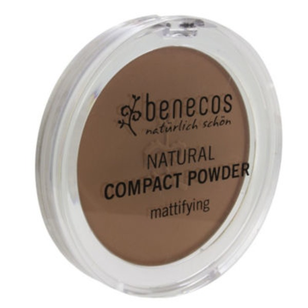Benecos Natural Beige Compact Powder
