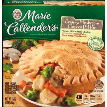Marie Callender's Creamy Mushroom Chicken Pot Pie, 16 Ounce