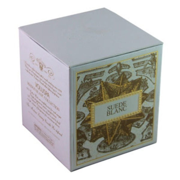 Voluspa 'Maison Blanc ‑ Suede Blanc' Boxed Candle