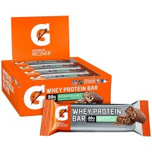 Gatorade Recover Bar, 20 Grams of Protein, Mint Chocolate Crunch, 2.8 Oz,