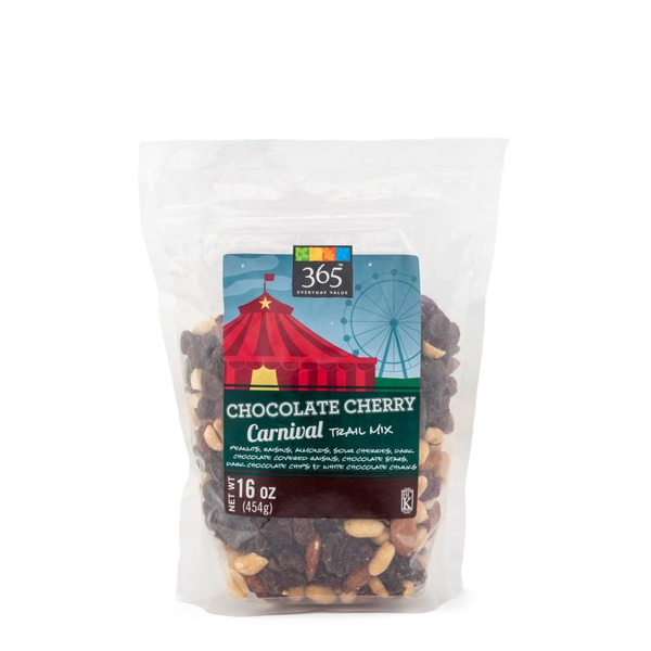 365 Chocolate Cherry Carnival Trail Mix