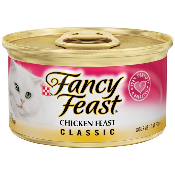 Fancy Feast Wet Classic Chicken Feast Cat Food