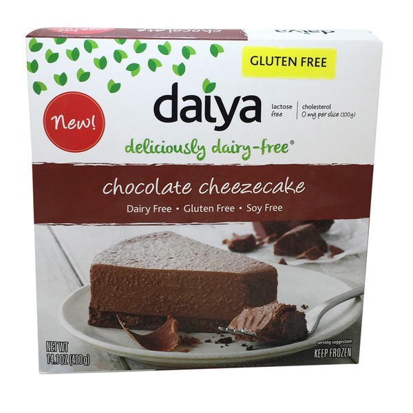 Daiya Chocolate Style Cheesecake