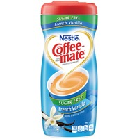 Nestlé Coffee Mate French Vanilla Sugar Free Powder Coffee Creamer